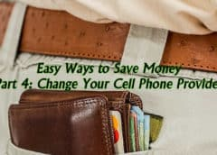 Save Money Change Mobile Phone Providers