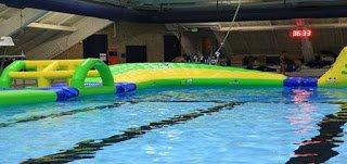 indoor pool birthday parties