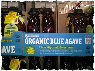 Organic Blue Agave from Costco